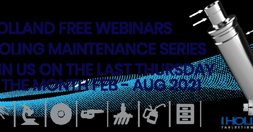 Webinar_Tool Maintenance Series