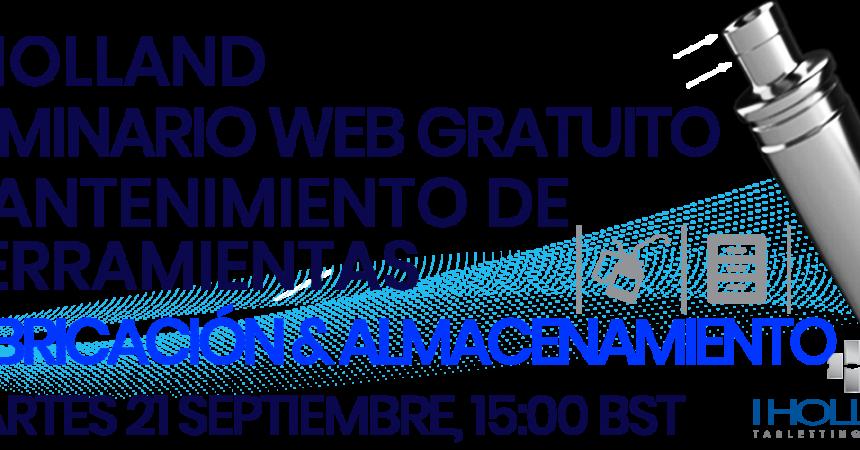 Webinar_Tool Maintenance_Lubricate&Store_ES