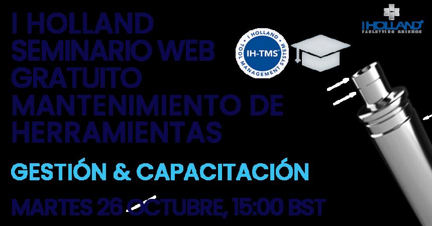 Webinar_Tool Maintenance_Management&Training_ES_Update