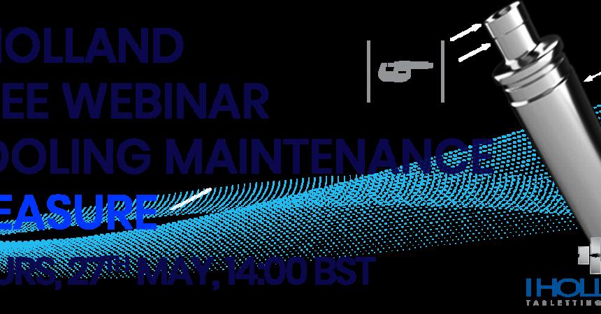 Webinar_Tool Maintenance_Measure