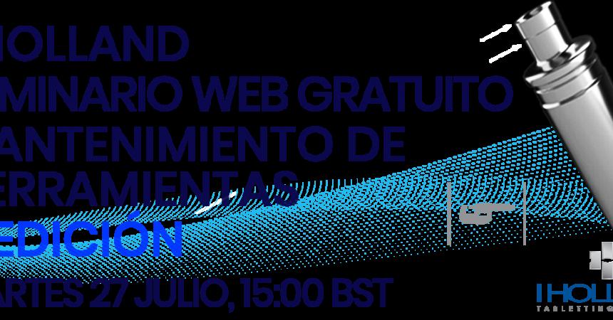 Webinar_Tool Maintenance_Measure_ES